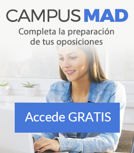 Accede GRATIS al Campus MAD