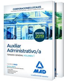 Nuevos temarios edición 2019