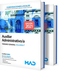 Nuevos temarios edición 2021